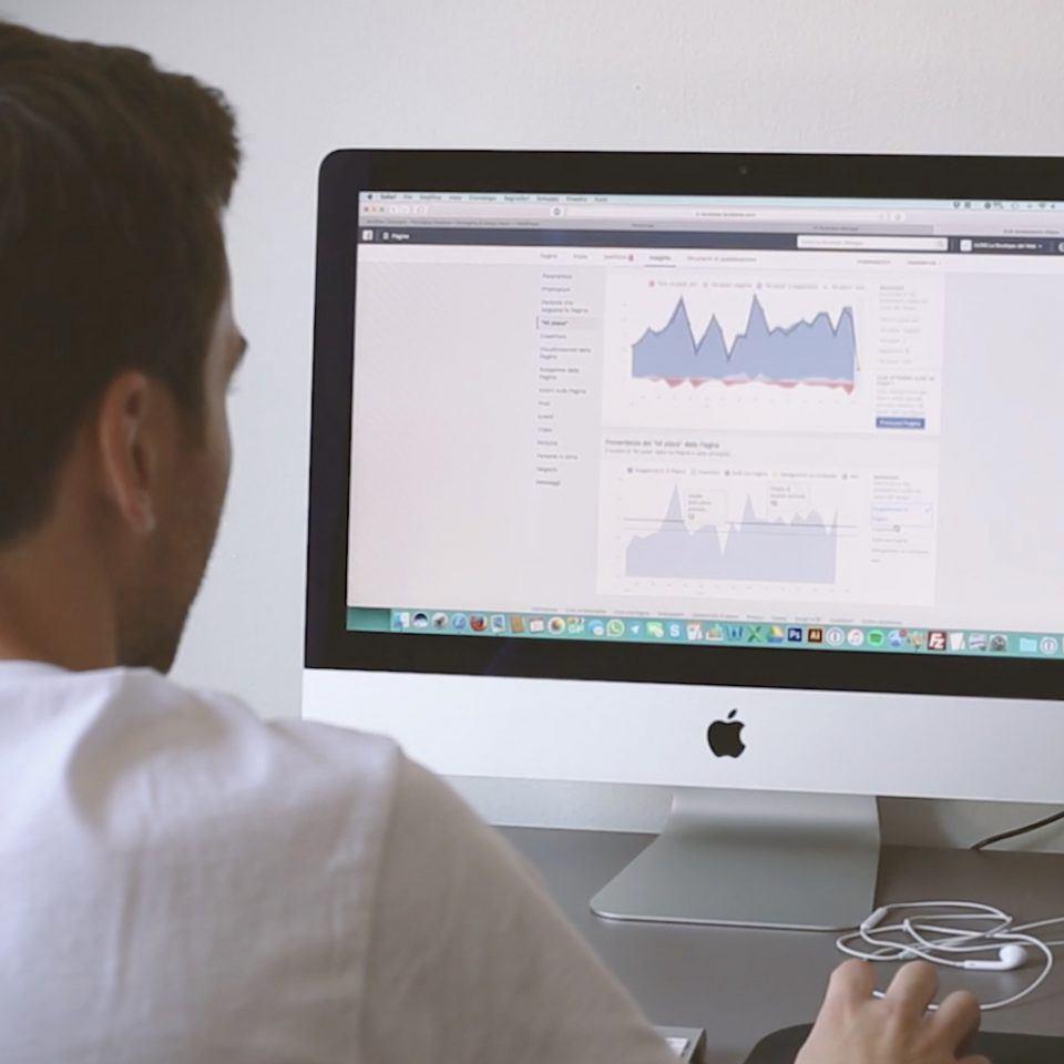Soluzione per consulenza aziendale sul mondo della comunicazione digitale