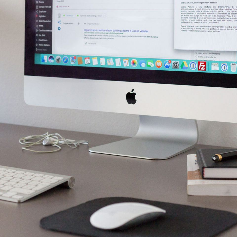 Soluzione per sviluppo e gestione Sito Web Aziendale o E-Commerce