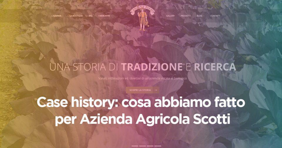 case history comunicazione digitale - lu3g